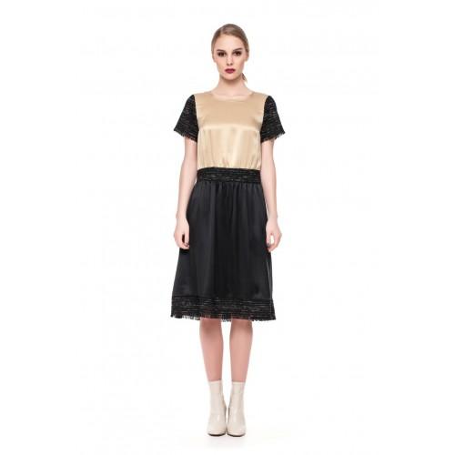 Apoteca. Šilkinė suknelė MERCURY2