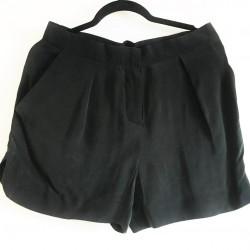 COS. Black Shorts