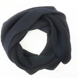 COS. Black scarf
