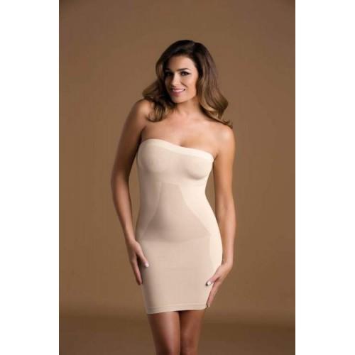 Formuojamoji suknelė be rankovių INTIMIDEA