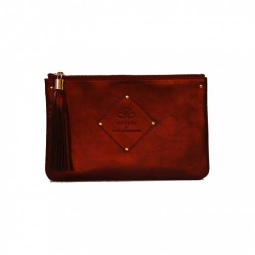 "Margot Label by Serge Gandzumian. ""Jazz Clutch Marsala"""
