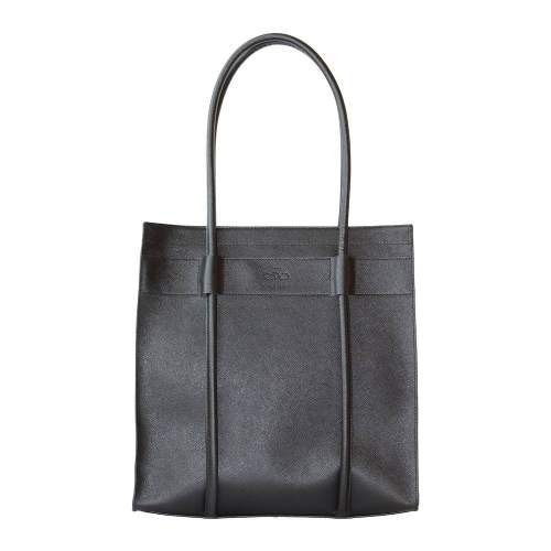 Margot Label. BLACK MONACO TOTE
